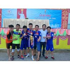 Bế mạc giải bóng đá Thị trấn Phú Lộc
