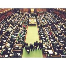 Chế độ đại nghị khởi đầu từ nước Anh như thế nào?