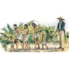 Vì sao có việc buôn bán nô lệ da đen?