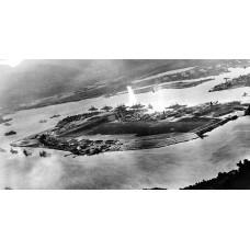 Trận tập kích Trân Châu Cảng (Pearl Harbor) tiến hành ra sao?