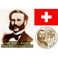 Hội chữ thập đỏ do ai sáng lập?