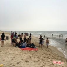 Những bãi biển lý tưởng để cắm trại tuyệt đẹp cho dịp lễ này