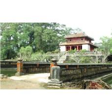 Lăng Minh Mạng - bảo tàng thơ
